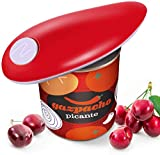 Electric Can Opener, Restaurant can Opener, Smooth Edge Automatic Electric Can Opener! Chef's Best Choice, Best Kitchen Gadget for Arthritis