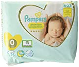 Pampers Couches Premium Protection Taille 0 (