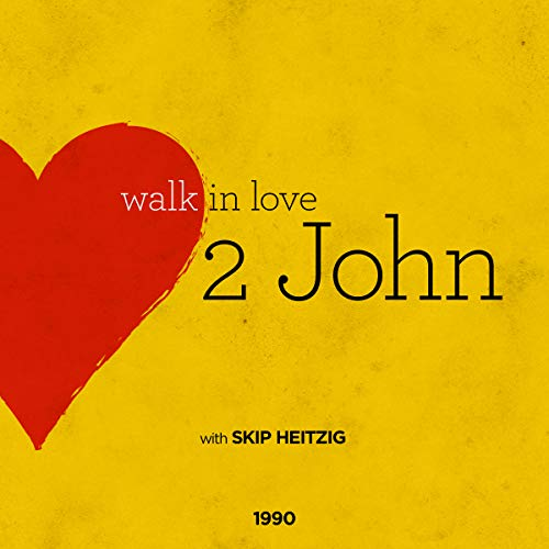 63 II John - 1990 audiobook cover art