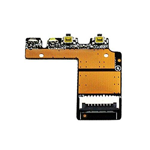 Gintai Power Switch Button Board di ricambio per Lenovo Ideapad Yoga 2 Pro 20266 NS-A073 NS-A073P NSA073 45503012001 90004973