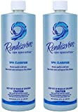 Rendezvous 106709A-02 Spa Clarifier, 2-Pack