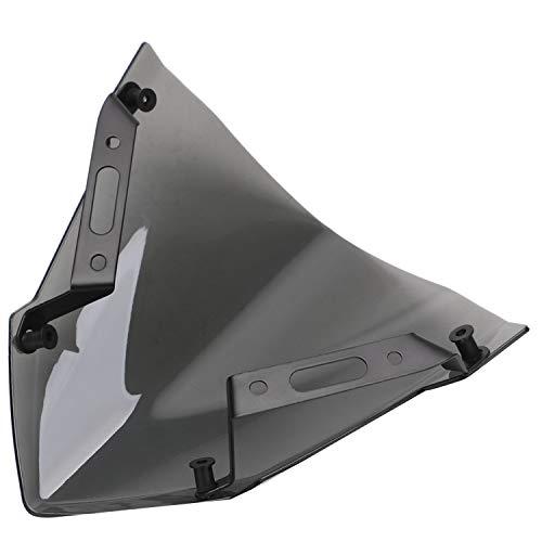Nrpfell Parabrisas Parabrisas para MT-07 FZ-07 2018 2019 2020 Accesorios de Moto Deflectores de Viento Pare-Brise MT07 FZ07 MT FZ 07