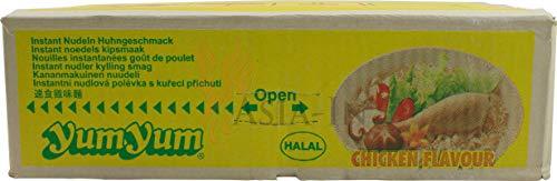 1 Karton Yum Yum Chicken Geschmack 30 x 60g