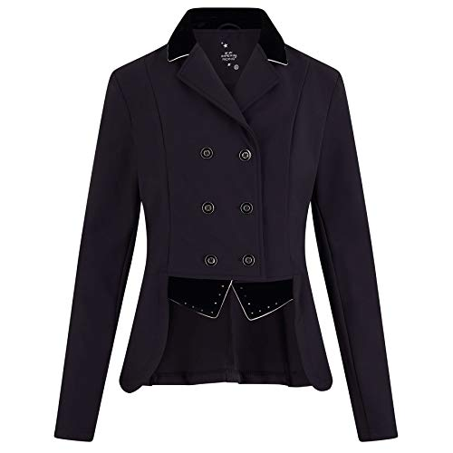 Imperial Riding Double Expactacular Womens Competition Jackets 040 Black