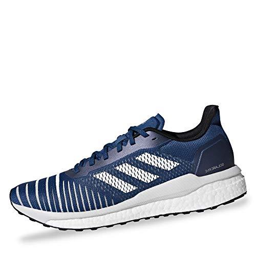 adidas Solar Drive, Chaussures de Running Homme, Bleu Legmar Ftwwht Legmar 000, 41 1/3 EU