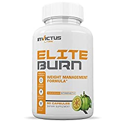 Elite Burn Weight Loss Pills That Work, Appetite Suppressant & Carb Blocker