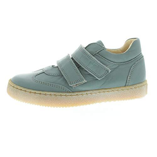 pom pom Schuhe für Mädchen Kletthalbschuhe Ocean Green 634811 (Numeric_30)