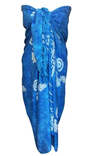 Central Chic vrouwen grote beurs handel Bali strand Sarong zon jurk sjaal Stole sjaal