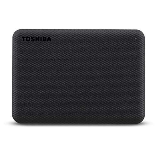 Toshiba Canvio Advance 4To 2.5p Negro Adaptador de Cable