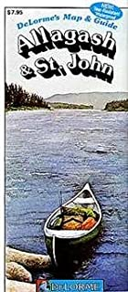 Allagash & St. John Map & Guide