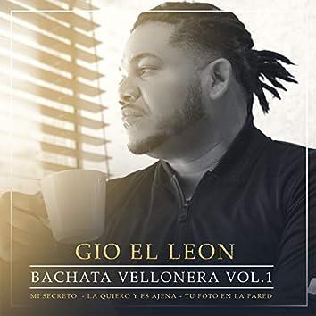 Bachata Vellonera Vol. 1 Mi Secreto - La Quiero Y Es Ajena - Tu Foto En La Pared