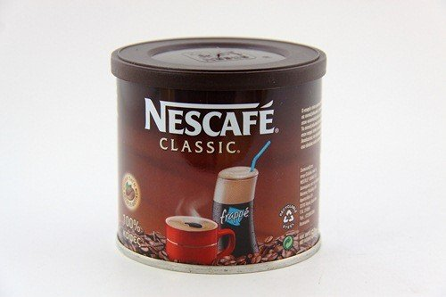 Greek Nescafe Classic Instant Coffee 50gr