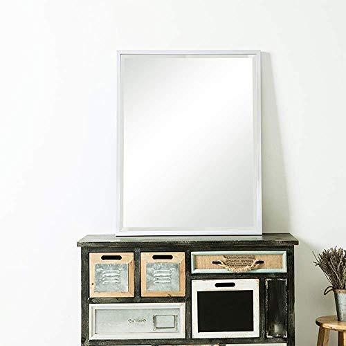 GJNVBDZSF Espejo vanidad Espejo baño 50x70cm Rectángulo