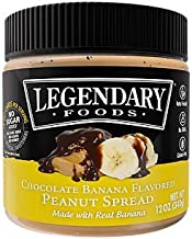 Peanut Spread Chocolate Banana flavored (12 oz. / 10 Servings)