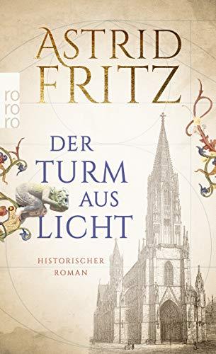 Buchseite und Rezensionen zu 'Der Turm aus Licht' von Astrid Fritz
