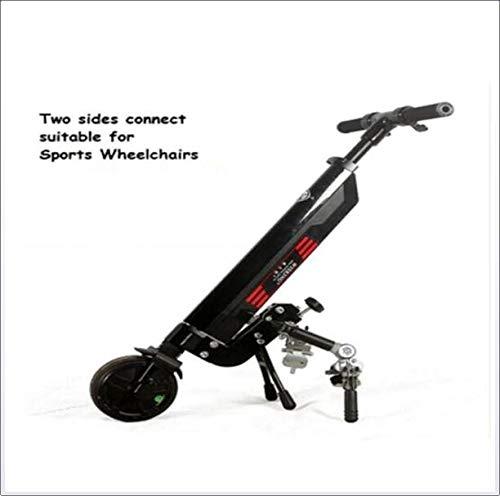 MEICHEN Freies Verschiffen Rollstuhl Antriebskopf Ersatzteile Rollstuhl Anhänger (Nicht enthalten Rollstühle),Twosidesconnect