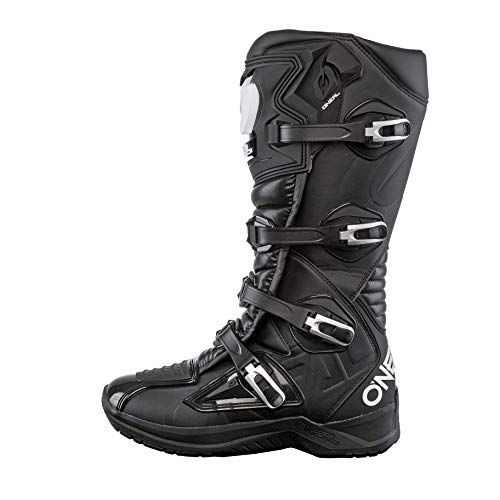 O'Neal Rider Boot MX Stiefel Schwarz Moto Cross Motorrad Enduro Boots, 0329-1, Größe 44 - 3