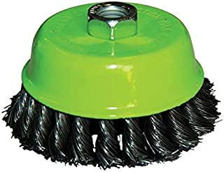 WULF 75mm x M14 Twisted Wire Cup Brush