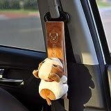 VNASKH Suministros de automóvil Cinturón de Seguridad Cubierta de Seguro Funda de Hombro Alargar Hombres y Mujeres Decoración de Interiores de automóviles de Dibujos Animados