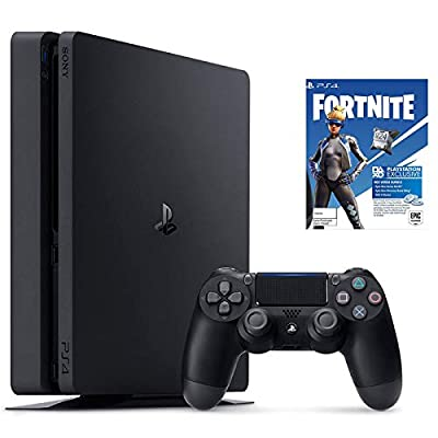 NexiGo 2020 Newest Upgraded 2TB SSHD Playstation 4 PS4 Console + Fortnite_Game Bundle