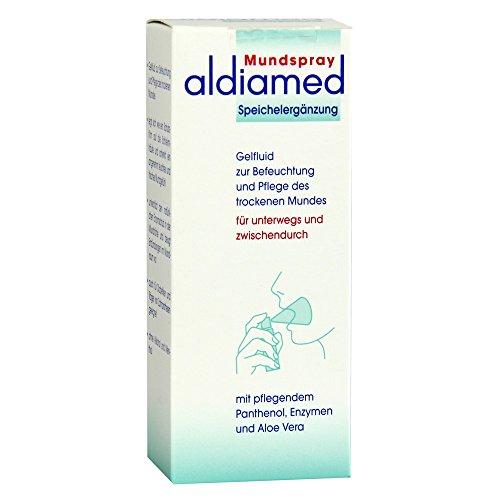 Aldiamed Speichelerg�nzung Mundspray, 50 ml