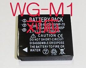 WG-M1対応 Ricoh リコー DB-65 互換 バッテリー GX200 Caplio R5 R4 R3 R30 GX100 G700 G600 等対応
