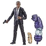 Marvel Captain 6-inch Legends Nick Fury Figure for Collectors, Kids, & Fans