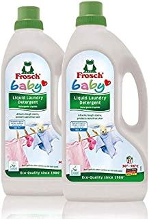 Frosch Baby Liquid Laundry Detergent (pack of 2)