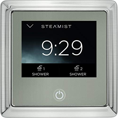 Read About Steamist SH450T-BN Shower sense Digital Control Trad