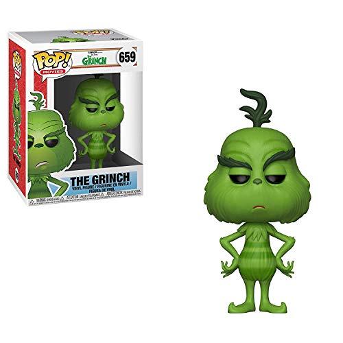 Funko 33023 POP Vinyl: The Grinch 2018: The Grinch