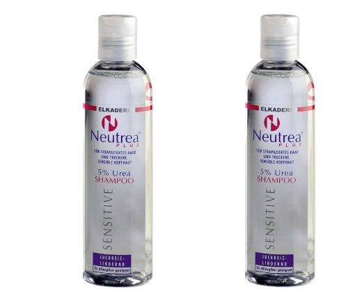 2er Set:Elkaderm - Neutrea Sensitiv Shampoo 250 ml (fuer Allergiker geeignet)