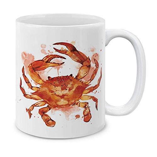 N\A Taza de té de cerámica Negra del Regalo del café de la línea gótica del Arte,