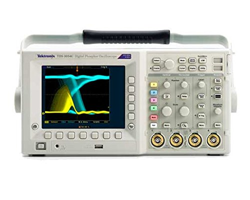 Tektronix TDS3034C, 300 MHz, 4 Channel, Analog Oscilloscope, 2.5 GS/s Sampling, 3-Year Warranty