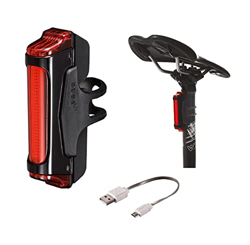 infini Sword I-461r30 Chips Rojo COB LED Luz Trasera USB Rec