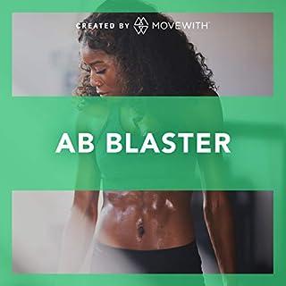 Ab Blaster audiobook cover art