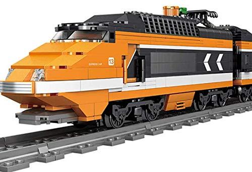 Ayanx 1287 + Piezas De Tren Eléctrico De Alta Velocidad con Luz...