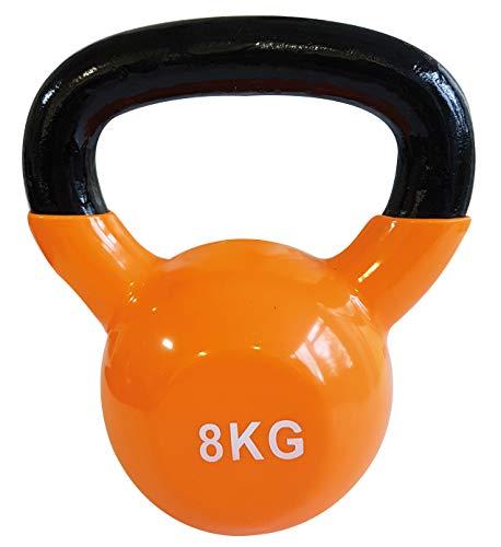 Sveltus Kettlebell arancione 8 kg
