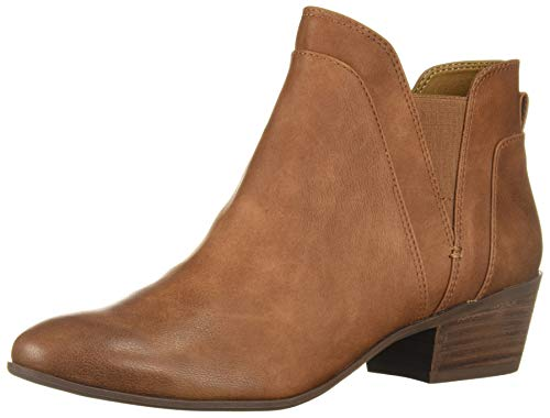 Price comparison product image Circus by Sam Edelman Women's Pent Ankle Boot,  Dark Golden Caramel,  8.5 M US