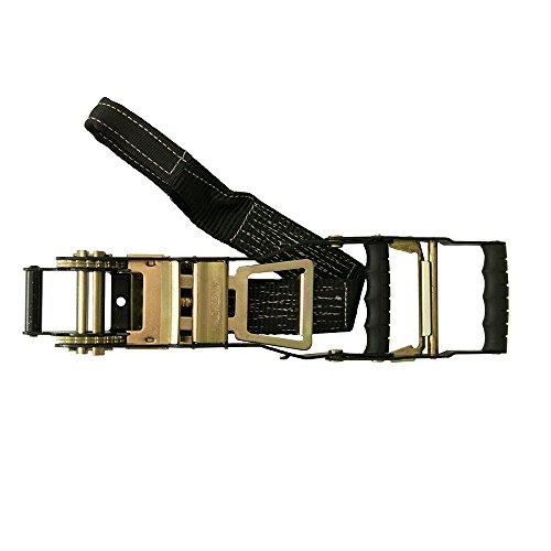Gibbon Slacklines Trick Tension Anchor, mit extra großer Ratsche, Treewear XL (extra großer Baumschutz) & maximaler Schutz dank Backup Band (Sicherungsline), kompatibel mit allen 2