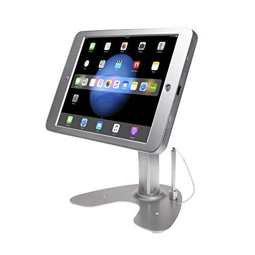 CTA Digital PAD-ASKP Anti-Theft Security Kiosk Stand for iPad Pro 12.9 (Gen. 1 and 2)