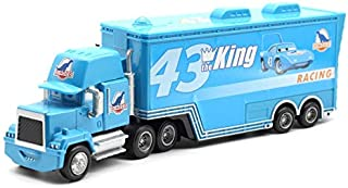 Disney 11 Styles Disney Pixar Cars 3 Frank Tiny Lugsworth Mack Truck McQueen Uncle Metal Diecast Toy Car Loose Brand Toys for Children 10
