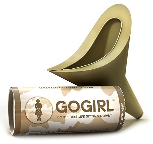 GoGirl 09-001 Female Urination Device, Camo by GoGirl