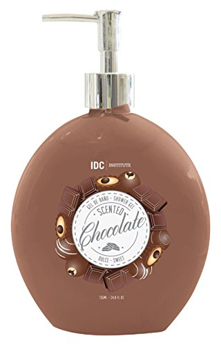 IDC INSTITUTE aroma frutos Gel de ducha, Chocolate 735ml