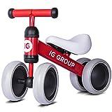 Balance Bike for Kids 1 2 3 Year Old, No Pedal Training Walking...