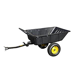 "Polar Trailer 10539 LG 600 Hybrid, 71"" x 33"" x 33"" Lawn and Garden H"