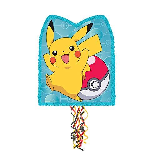 Pokemon Core Pull String Pinata Party Supplies (1)