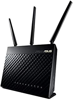 ASUS Whole Home Dual-Band AiMesh Router (AC1900) for Mesh Wifi System (Up to 1900 Mbps) - AiProtection Network Security by Trend Micro, Adaptive QoS & Parental Control (RT-AC68U) [並行輸入品]
