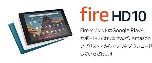 FireHD10タブレットブラック(10インチHDディスプレイ)32GB
