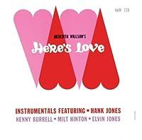 Here's Love by Hank Jones (2011-11-01)