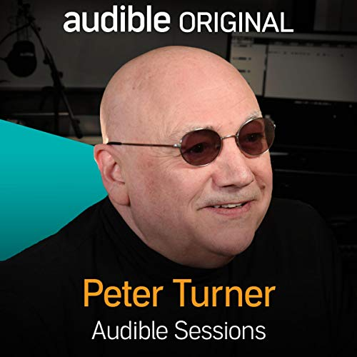 Peter Turner cover art